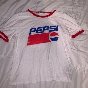 pepsi tee-shirt